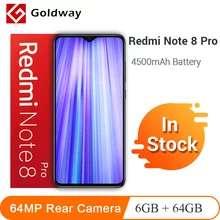 Смартфон Xiaomi Redmi Note 8 Pro 6+128GB (Global) за 239.99$