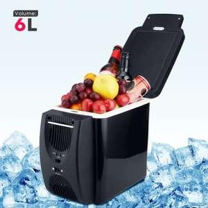 Автомобильный холодильник на 6 литров за 29.50$