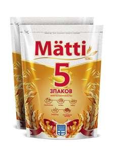 [Саратов,Энгельс] Финская каша Matti 5 злаков в Победе