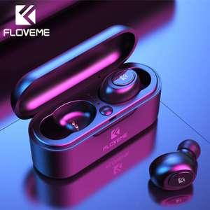 Наушники FLOVEME Mini TWS 5.0 Bluetooth за $10.87