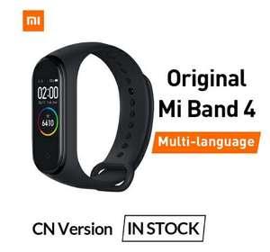 фитнес-браслет Xiaomi Mi Band 4 за $17.99 на Али