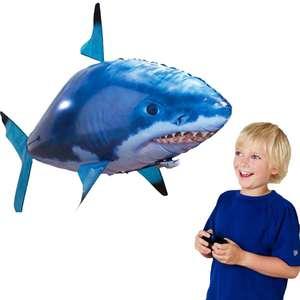 Летающая Акула/рыба на радиоуправлении за $9.78