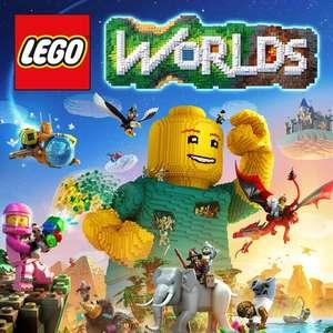 LEGO WORLDS ( Nintendo Swich eshop) дешевле чем в steam