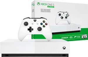 Xbox ONE All-Digital Edition White 1 Tb + 3 игры за 12690 рублей