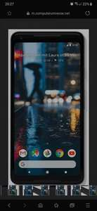 Google pixel 2 xl 4/128