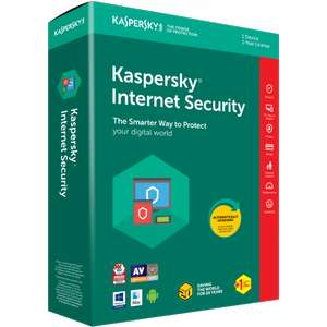 Kaspersky Internet Security (1 год/2 устройства)