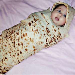 Детское одеяло Лаваш