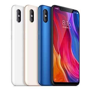 Xiaomi Mi8 (English only) 6 + 128 Гб за $440