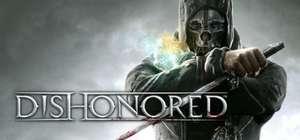 [iOS] Dishonored для steam на iphone бесплатно