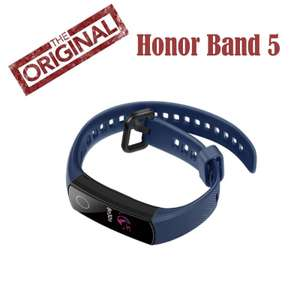 Honor band 5 Глобальная версия