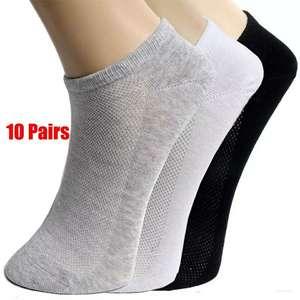 10 пар летних носков