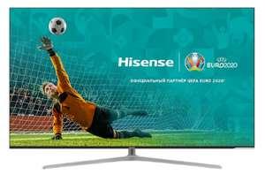 Телевизор Hisense H50U7A UHD