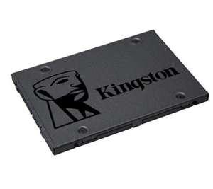 Скидки на SSD Kingston A400 480 ГБ