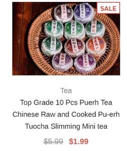 Магазин с огромным выбором Китайского чая.