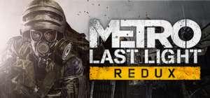 [PC] Metro: Last Light Redux