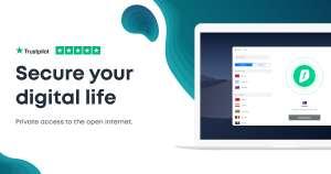 Бесплатное приложение Surfshark Trust DNS