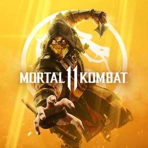 [XBOX One / PS4] Бесплатные выходные MK11 с 11 октября по 14 октября.