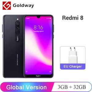 Xiaomi Redmi 8, 3/32 ГБ - $125.99