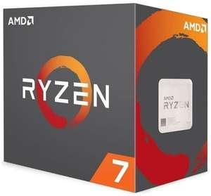 Процессор Ryzen 2700x