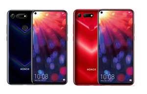 Смартфоны Honor View 20 6/128 Gb и Honor View 20 Premium 8/256 Gb