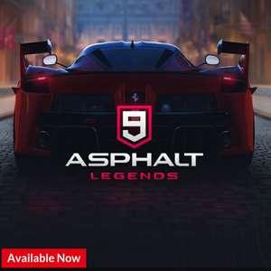 Бесплатно: Asphalt 9: Legends Nintendo Switch