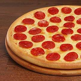 Скидка 50% на всё в Domino`s pizza