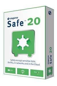 Steganos Safe 20 Pro - защищенный паролем виртуальный сейф - бесплатная лицензия.