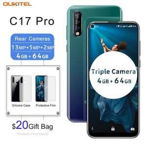 OUKITEL C17 Pro, смартфон