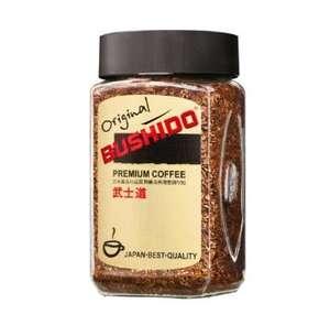 Кофе Bushido, original, 100 г