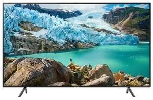 "ТЕЛЕВИЗОР SAMSUNG UE55RU7120U, 4k UHD, HDR 10+ SmartTV, 54.6"" (139 см), 16:9 (3840x2160), 100 Гц"