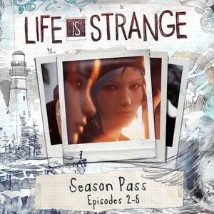 [PS4] Life is Strange Season Pass (все эпизоды)