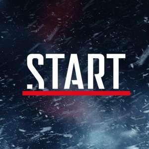 14 дней подписки на видеосервис Start бесплатно