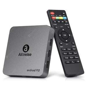 ТВ приставка Alfawise A8 NEO Android 9.0 4K 2+16 Gb