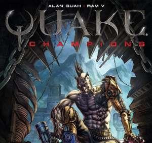 Quake Champions БЕСПЛАТНО
