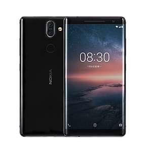"Смартфон Nokia 8 Sirocco 5.5"" 6+128 Гб за 519.99$"