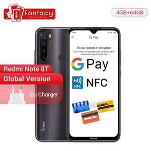 Redmi Note 8T 4/64gb c NFC
