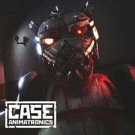 CASE: Animatronics - приключенческий хоррор