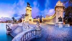 Летим в декабре на Мадрид (Испания)