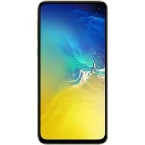 Samsung Galaxy S10E - выгодна не в скидке.