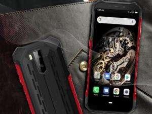 Защищенный смартфон Ulefone Armor X5 3\32GB