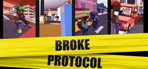 Бесплатная игра BROKE PROTOCOL: Online City RPG