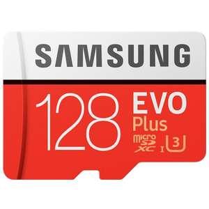 Micro sd samsung 128gb за $26