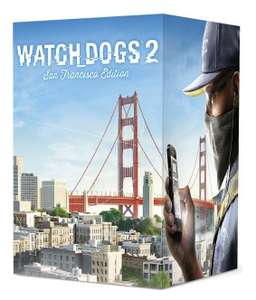 Watch Dogs 2: Коллекционное издание «Сан-Франциско»