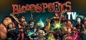 Бесплатная раздача Bloodsports.TV на Gleam