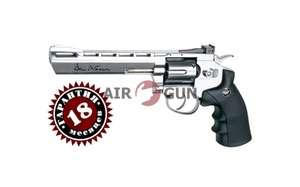 Пневматический револьвер ASG Dan Wesson 6 4,5 мм в air-gun