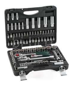 Набор инструментов FORCE 94 предмета (4941 R5/9) в Би Би