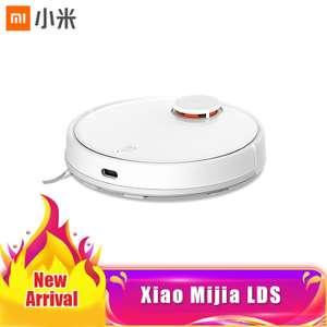 [10.11] Xiaomi Mijia LDS Vacuum Cleaner (аналог s50 sweep one)