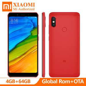 Xiaomi Redmi Note 5 (4/64) за US $150.40 с купоном на 2$
