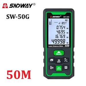 [11.11] Дальномер Sndway SW-50G с мощностью от 50м