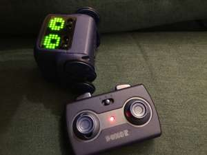 Интерактивная игрушка робот Boxer Interactive A.I. Robot Toy синий